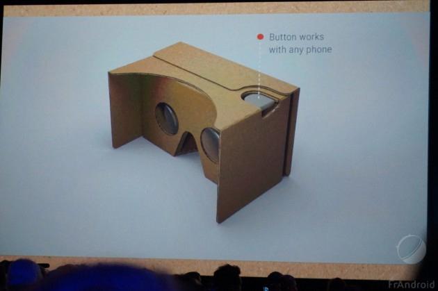 Google Cardboard VR, toujours du carton mais désormais compatible 6 pouces et iPhone – FrAndroid