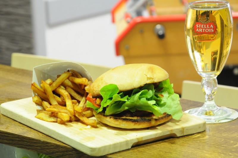 hamburger-au-bacon