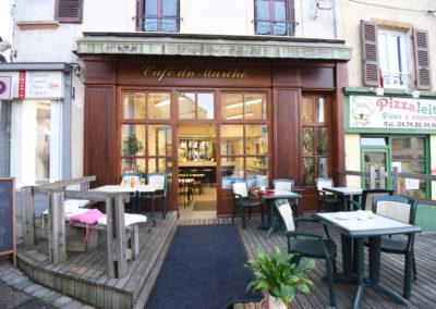 Le Café du Marché – Amplepuis