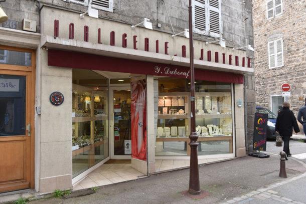 Horlogerie Bijouterie Duboeuf – Montbrison